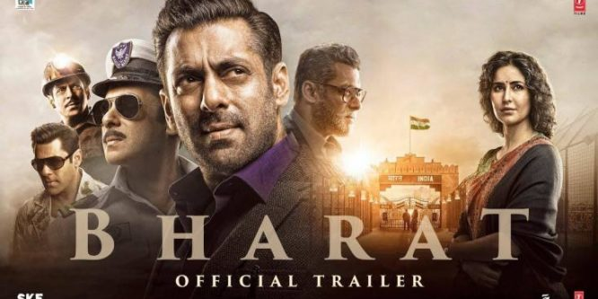 Bharat movie review hindi