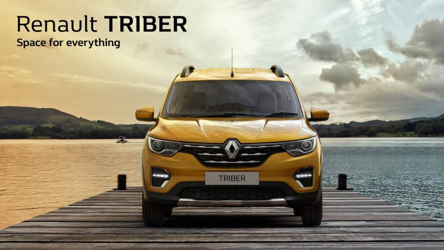 Renault triber best features in hindi