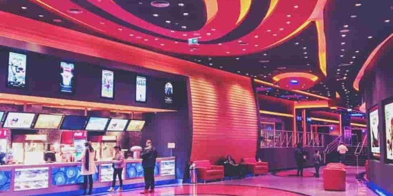 cinema hall in delhi