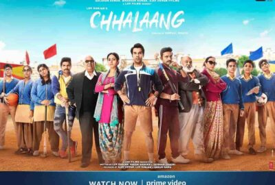chhalaang review in hindi