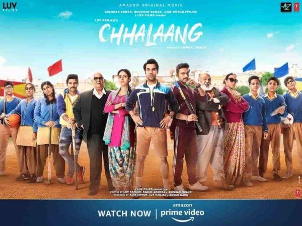 chhalaang review in hindi