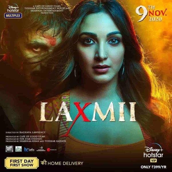laxmii review